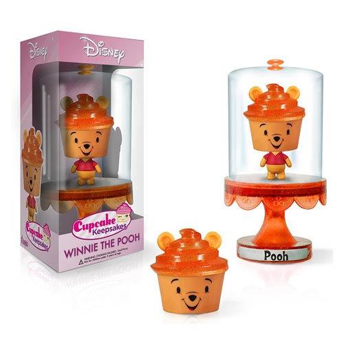Winnie the Pooh Cupcake Keepsakes Series 1 Mini-Figure