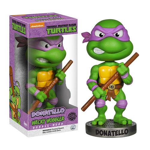 Teenage Mutant Ninja Turtles Donatello Bobble Head