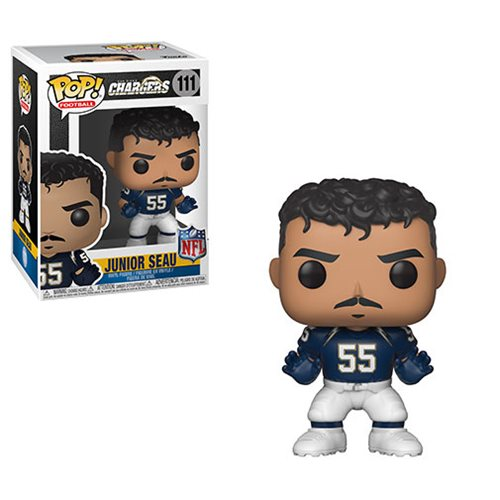 NFL Legends Junior Seau Pop! Vinyl Figure #111