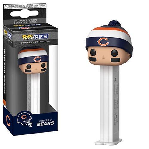 NFL Bears Beanie Pop! Pez