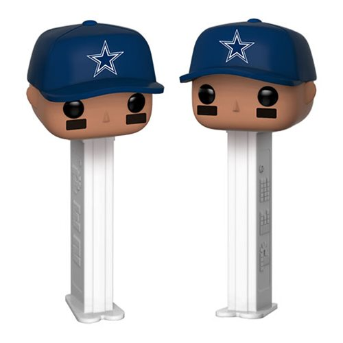 NFL Cowboys Cap Pop! Pez