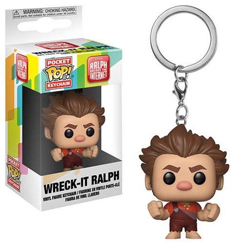 WreckIt_Ralph_2_WreckIt_Ralph_Pocket_Pop_Key_Chain