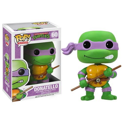 Teenage Mutant Ninja Turtles Donatello Pop! Vinyl , Not Mint