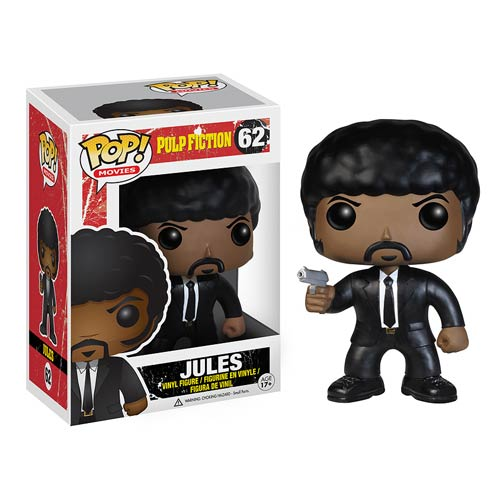 Pulp Fiction Jules Winnfield Pop! Vinyl Figure