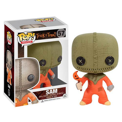 Trick 'R Treat Sam Pop! Vinyl Figure