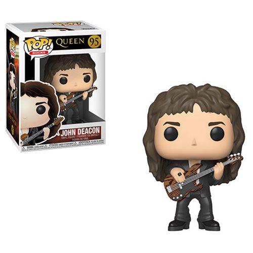 Queen John Deacon Pop! Vinyl Figure #95