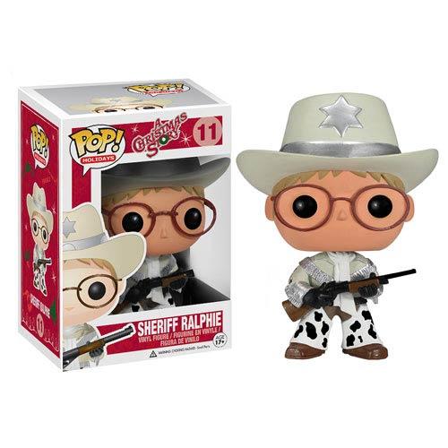 A Christmas Story Cowboy Ralphie Pop! Vinyl Figure - Funko ...