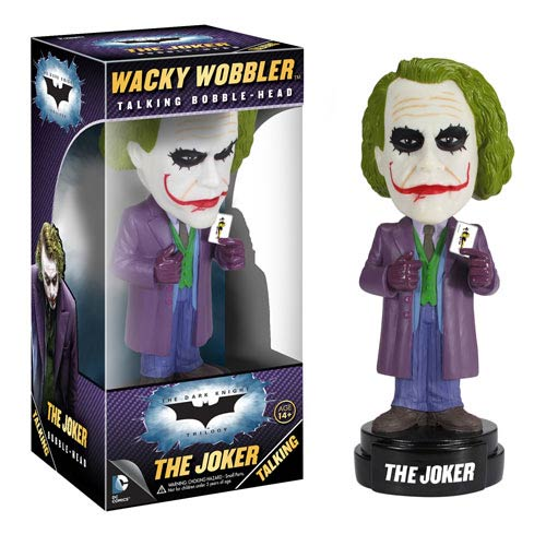 Batman Dark Knight The Joker Bobble Head