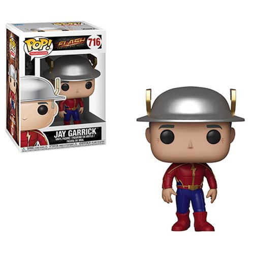 The Flash Jay Garrick Pop! Vinyl Figure #716