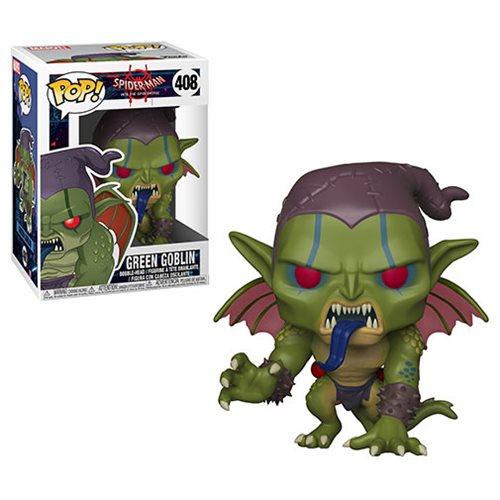 Spider-Man: Into Spider-Verse Green Goblin Pop! Vinyl