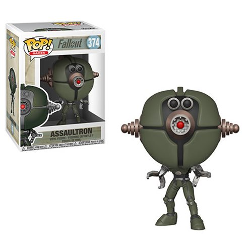 Fallout Assaultron Pop! Vinyl Figure #374