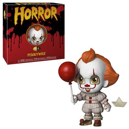 It Pennywise 5 Star Vinyl Figure