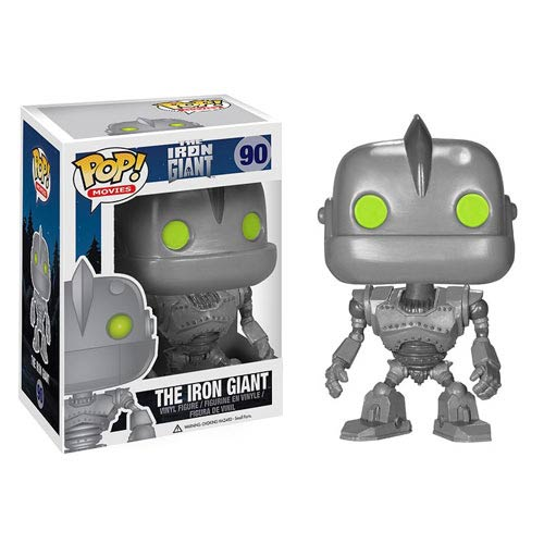 the iron giant pop vinyl figure funko iron giant. Black Bedroom Furniture Sets. Home Design Ideas