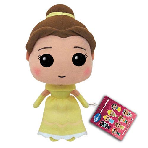 Beauty and the Beast Belle Disney Princess Pop! Plush