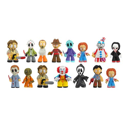 Horror Collection Mystery Minis Vinyl Mini Figure 4 Pack