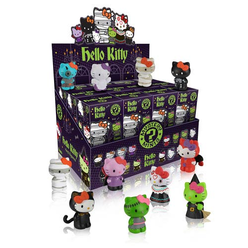 Hello Kitty Horror Mystery Minis Vinyl Display Box