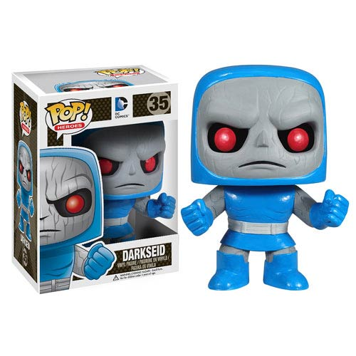 Superman Darkseid DC Comics Pop! Vinyl Figure