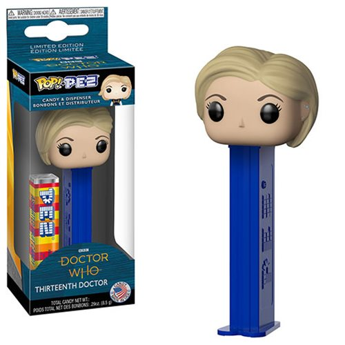 Doctor Who Thirteenth Doctor Pop! Pez