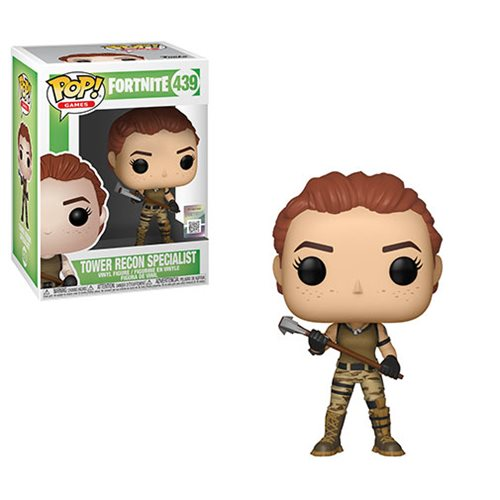 Fortnite Tower Recon Specialist Pop! Vinyl Figure, Not Mint