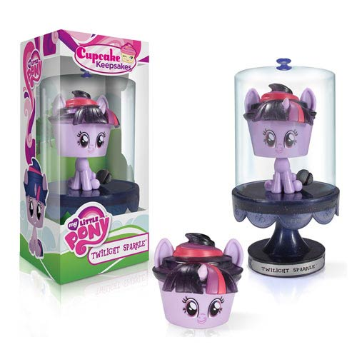 My Little Pony Twilight Sparkle Cupcake Series 1 M, Not Mint