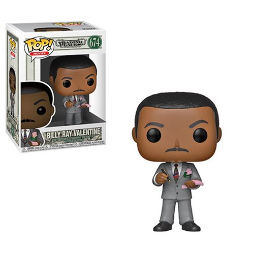 Trading Places Billy Ray Valentine Pop! Vinyl Figure #674