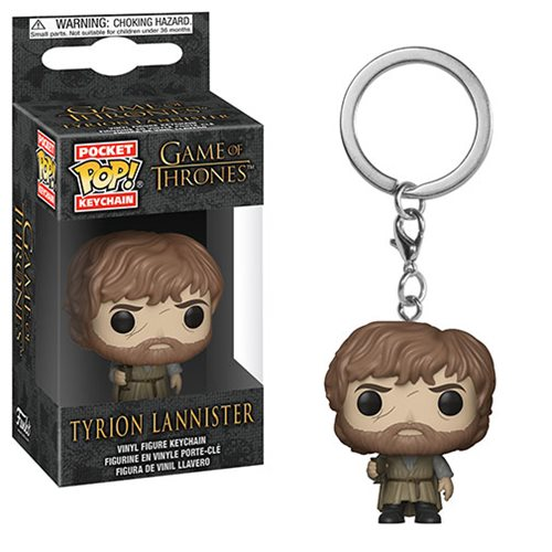 Game of Thrones Tyrion Lannister Pocket Pop! Key Chain