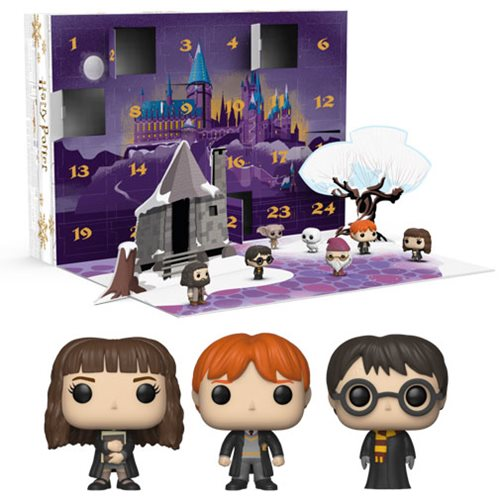 Harry Potter Pocket Pop! Advent Calendar