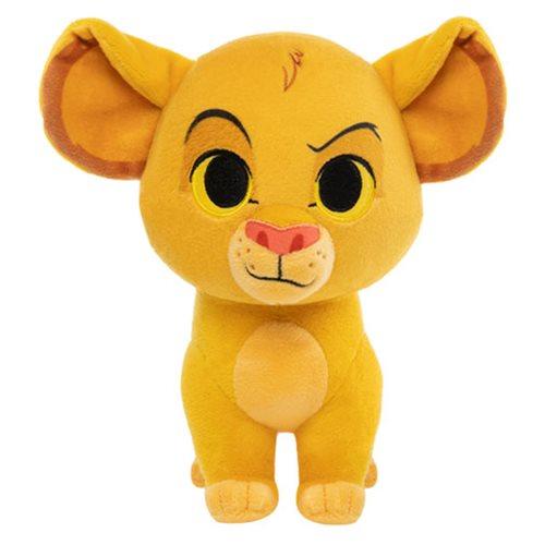 Lion King Simba SuperCute Plush