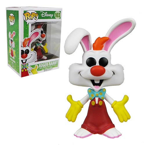 Roger Rabbit Pop! Vinyl Figure