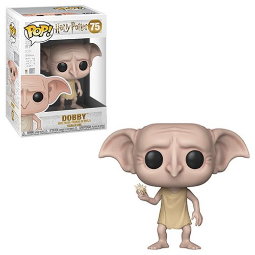Harry Potter Dobby Snapping Fingers Pop! Vinyl Figure #75