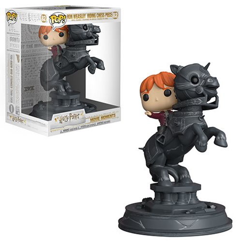 Harry Potter Ron Chess Piece Pop! Movie Moments #82
