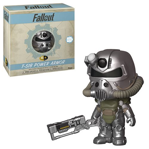 Fallout T-51 Power Armor 5 Star Vinyl Figure