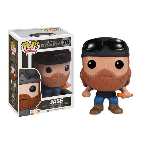 Duck Dynasty Jase Robertson Pop! Vinyl Figure
