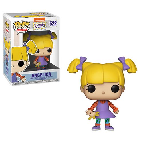 Rugrats Angelica Pop! Vinyl Figure #522