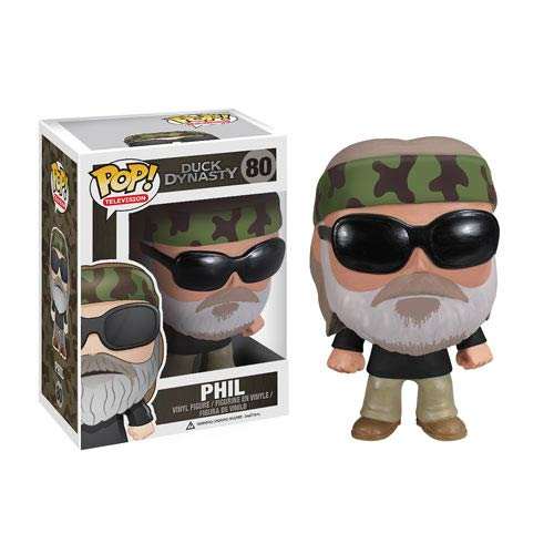 Duck Dynasty Phil Robertson Pop! Vinyl Figure