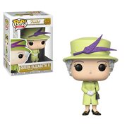 Royals Queen Elizabeth II Green Pop! Vinyl Figure #01