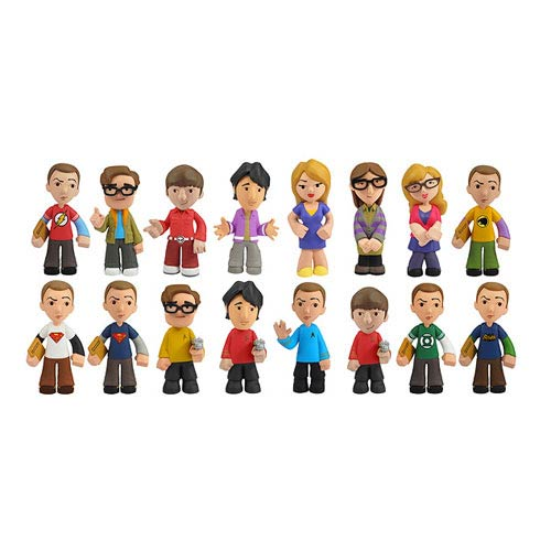 Big Bang Theory Mystery Minis Mini-Figure 4-Pack