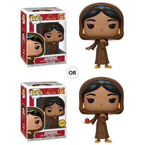 Aladdin Jasmine in Disguise Pop! Vinyl Figure #477