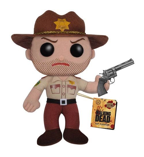 The Walking Dead Rick Grimes Pop! Plush