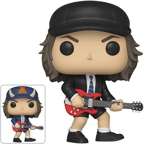 AC/DC Angus Young Pop! Vinyl Figure #91