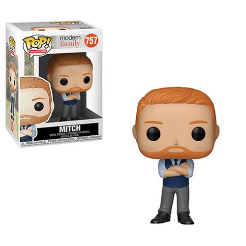 Modern Family Mitch Pop! Vinyl Figure #757