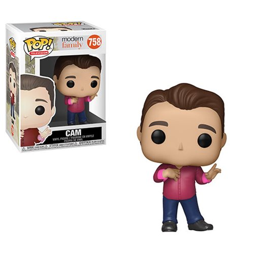 Modern Family Cam Pop! Vinyl Figure #758
