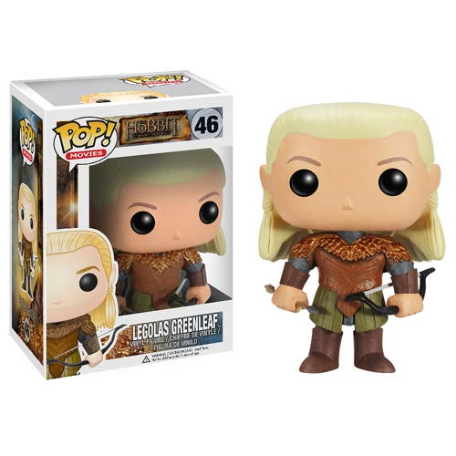 The Hobbit The Desolation of Smaug Legolas Pop! Vinyl Figure