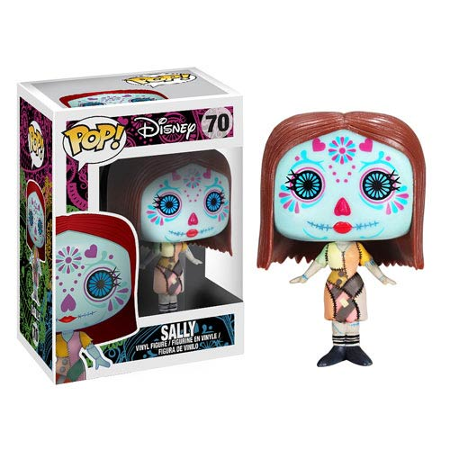 NBX Sally Day of the Dead Pop! Vinyl Figure