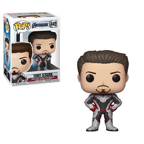 Avengers: Endgame Tony Stark Pop! Vinyl Figure