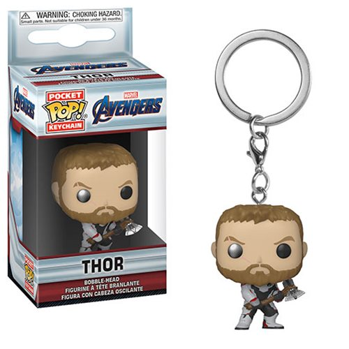 Avengers: Endgame Thor Pocket Pop! Key Chain