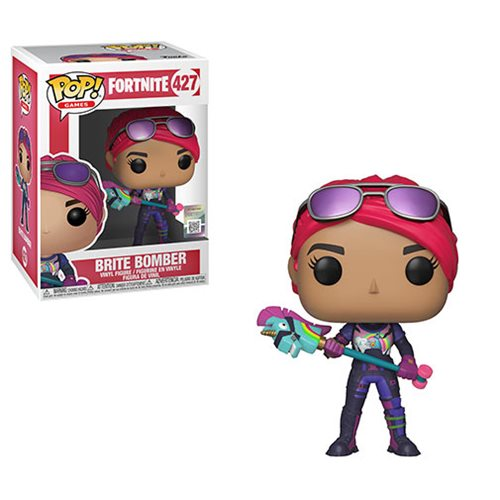 Fortnite Brite Bomber Pop! Vinyl Figure #427