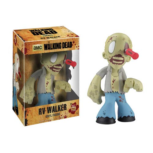 Walking Dead RV Walker 7-Inch Vinyl Figure