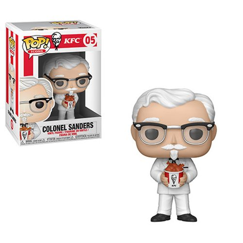 KFC Colonel Sanders Pop! Vinyl Figure #05