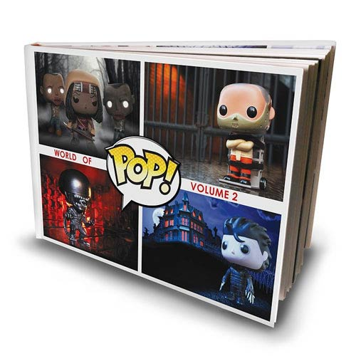 Funko Pop! Vinyl World of Pop! Volume 2 Hardcover Book